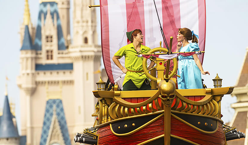 7-Day Disney Flexible Date Ticket with Park Hopper® Plus Option