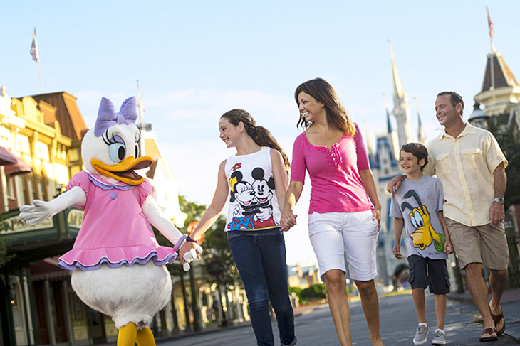 8-Day Disney Flexible Date Base Ticket