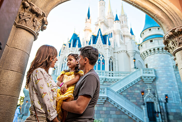 8-Day Disney Flexible Date Ticket with Park Hopper® Option