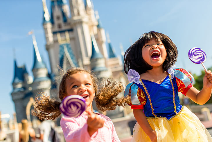 8-Day Disney Flexible Date Ticket with Park Hopper® Plus Option
