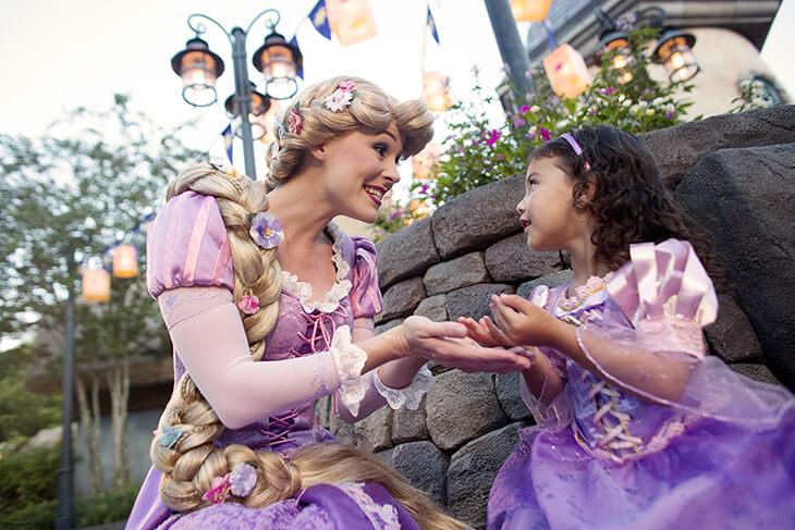 4-Day FL Resident Disney Flexible Date Ticket with Park Hopper® Plus Option