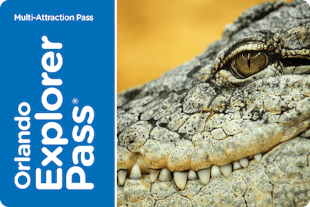 Orlando Explorer Pass - Pick 4 Attractions Combo
