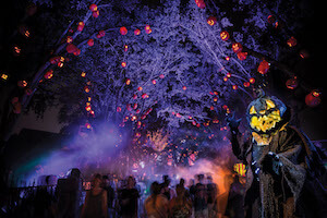 Halloween Horror Nights™ Event Option 4 Ticket (E-Ticket)