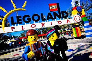 2-Day LEGOLAND Florida Ticket