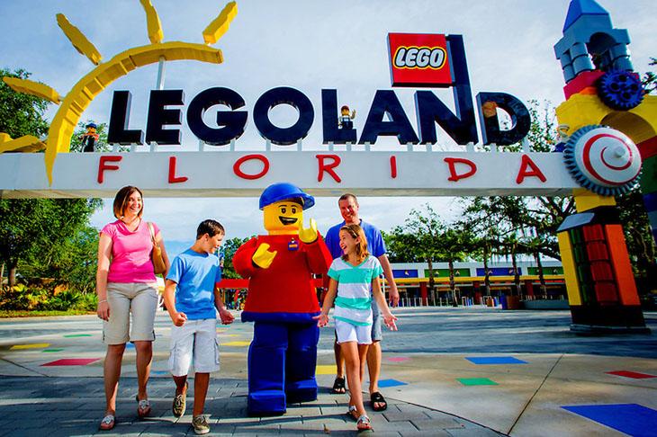 1-Day LEGOLAND Florida + 2nd Day FREE (PROMO)