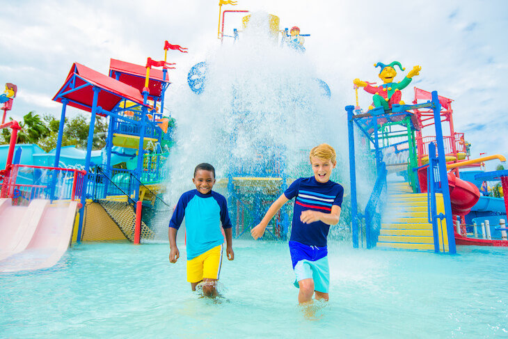 1-Day LEGOLAND Florida and Water Park  + 2nd Day FREE (PROMO)