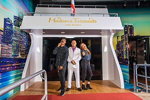Madame Tussauds Orlando: General Admission (PROMO)