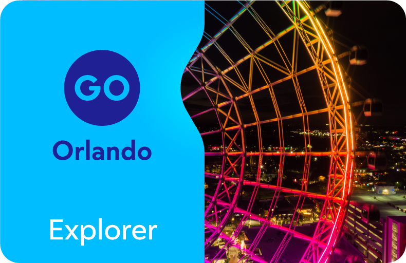 Orlando Explorer Pass - Pick 2 Attractions Combo