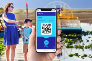 Go City | Orlando Explorer Pass - Pick 4 Attractions Combo