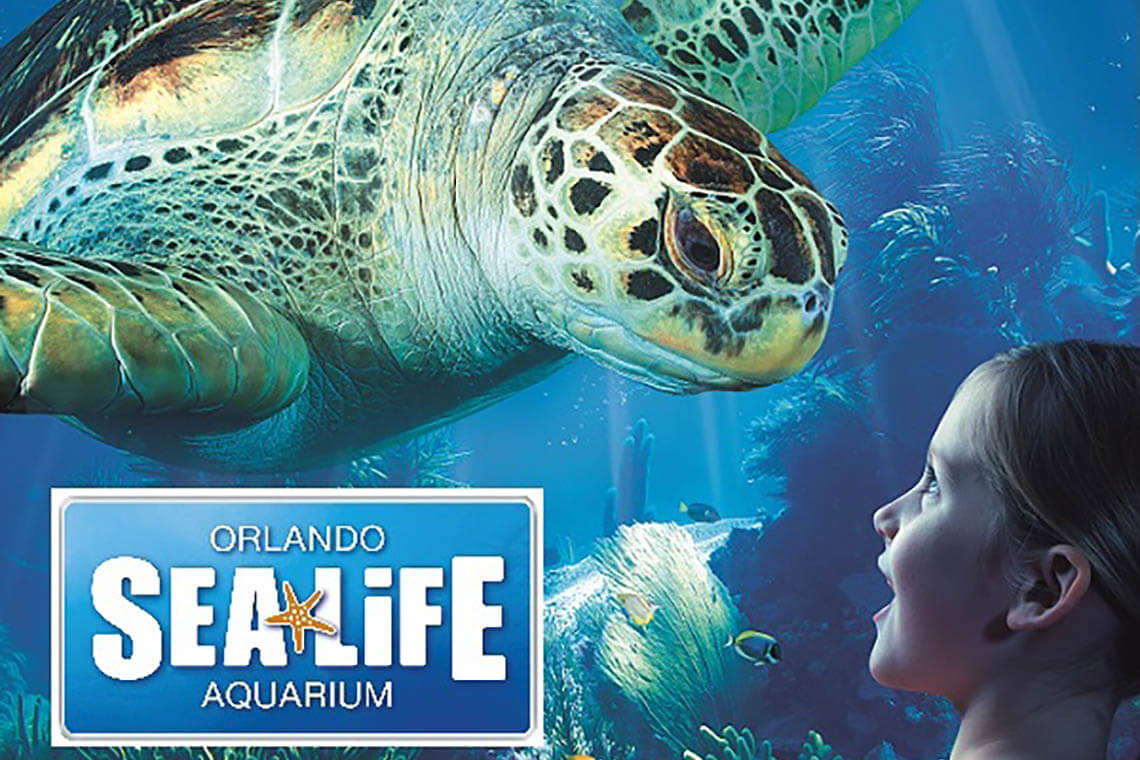 SEA LIFE Orlando: General Admission (PROMO)