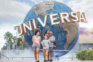 Universal 3-Day Park-to-Park Ticket + 3rd Park FREE (PROMO)