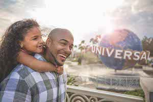 Universal 4-Day Park-to-Park Ticket + 3rd Park FREE (PROMO) (E-Ticket)
