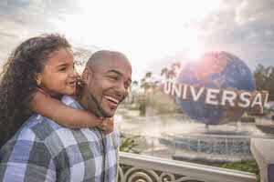 Universal 4-Day Base Dated Ticket