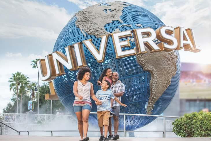 Universal 4-Day Base Ticket + 3rd Park FREE (PROMO)