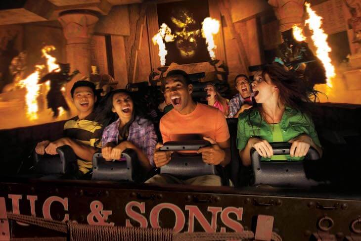 Universal 4-Day Park-to-Park Ticket