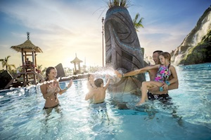 Universal 5-Day Base Dated Ticket with Volcano Bay Water Theme Park