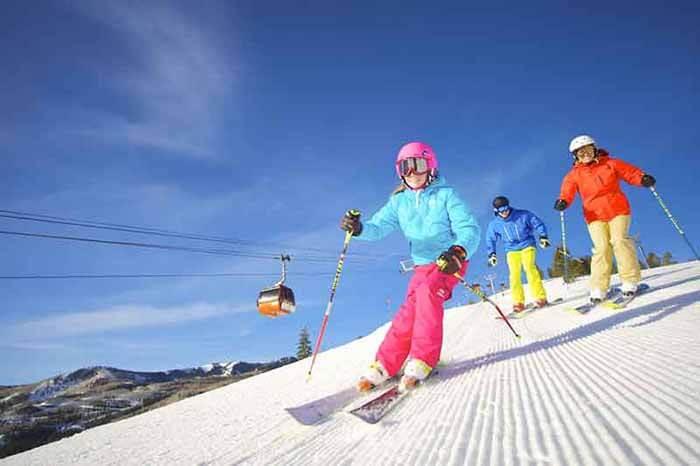 Performance Skis