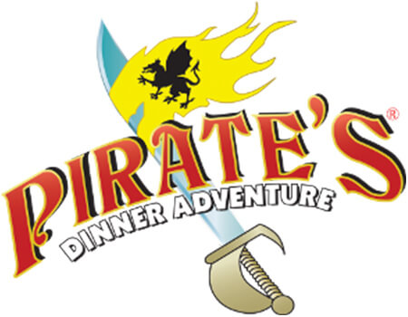 Pirate's Dinner Adventure Ticket