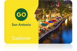 San Antonio Explorer Pass - 4 Attraction Combo