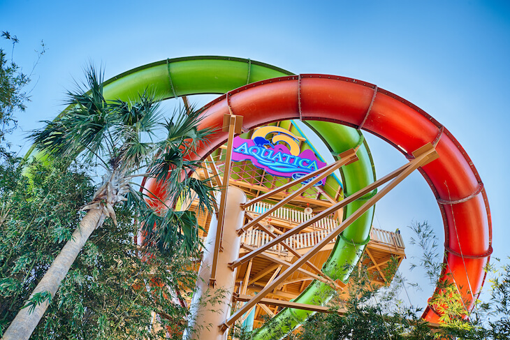 SeaWorld San Antonio and Aquatica 2-Day Flex Ticket