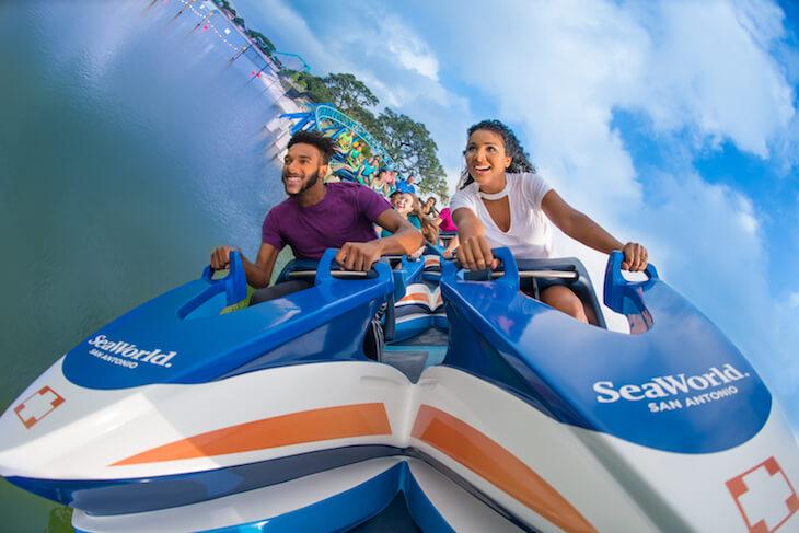 SeaWorld San Antonio and Aquatica 2-Park Gold Annual Pass