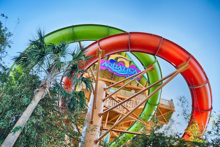 SeaWorld San Antonio and Aquatica 3-Day Flex Ticket