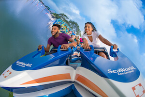 SeaWorld San Antonio Single Day Ticket (PROMO)