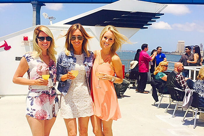 Champagne Brunch Cruise - San Diego