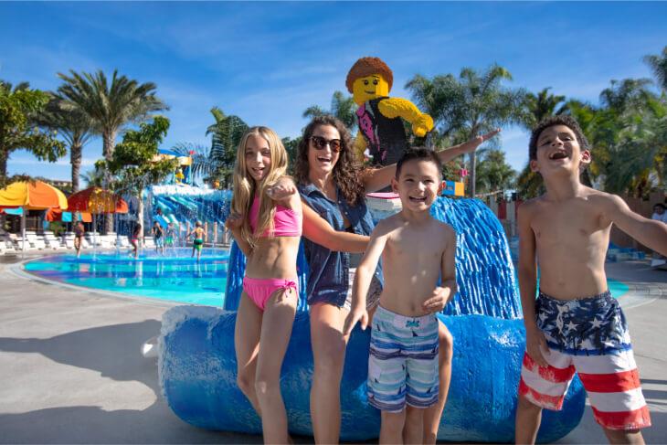 1-Day LEGOLAND California Resort Hopper + Brick-or-Treat Event Ticket