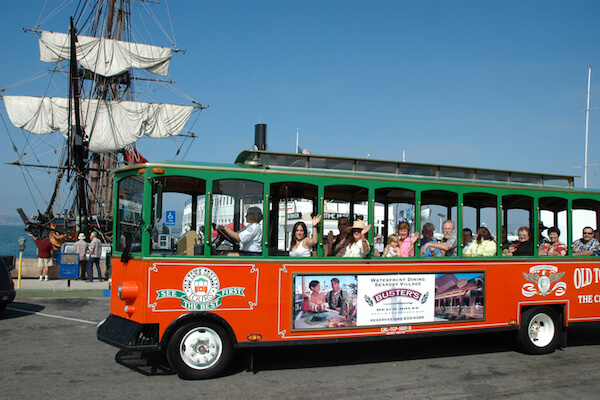 Old Town Trolley Tour of San Diego 2-Day Ticket (Platinum Pass)