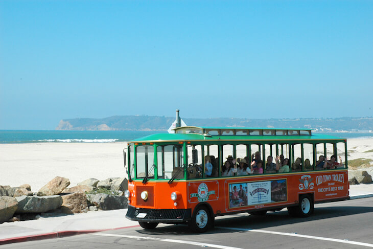 Old Town Trolley Tour of San Diego 2-Day Ticket