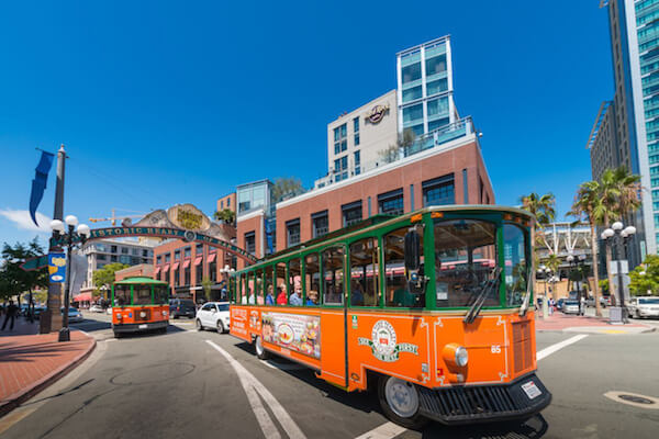 Old Town Trolley Tour of San Diego 1-Day Ticket