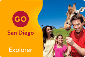 San Diego Explorer Pass - 5 Attractions Combo