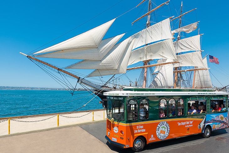San Diego Explorer Pass -7 Attractions Combo