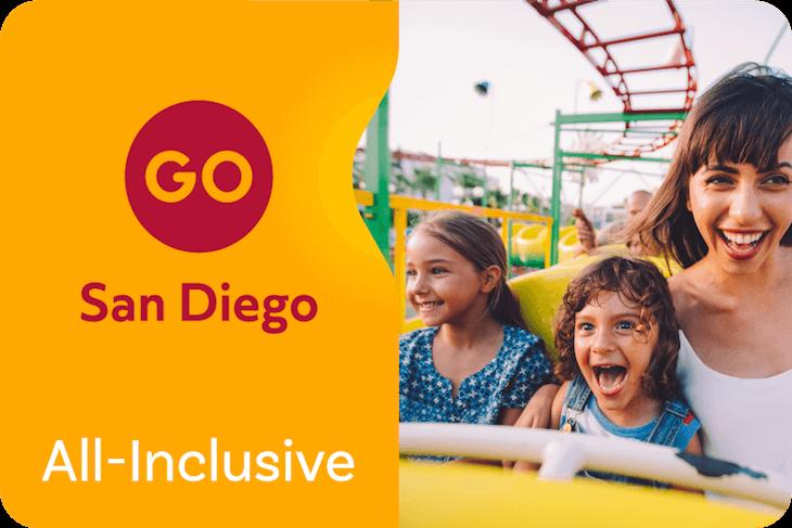 San Diego 1 Day Go Card