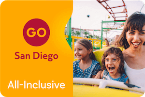 Go San Diego 1 Day All-Inclusive Pass