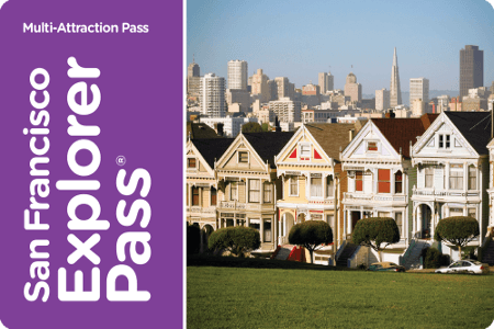 San Francisco Explorer Pass - 3 Attractions Combo
