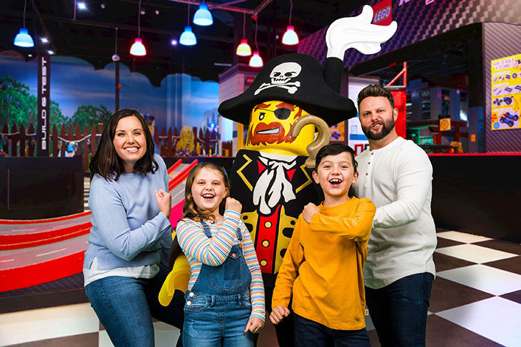 Legoland Discovery Center Bay Area: General Admission