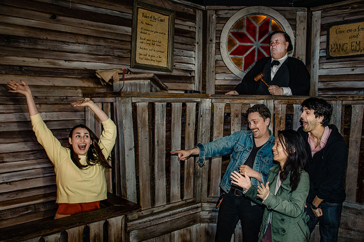 Madame Tussauds + The San Francisco Dungeon: Combo