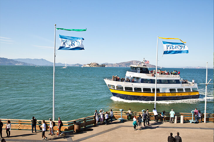 PIER 39: Attraction Pass