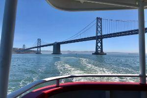 Red and White Fleet: Bridge 2 Bridge Cruise
