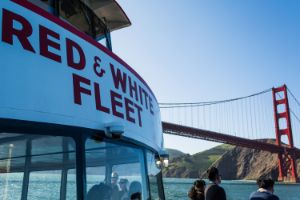 Red and White Fleet: Golden Gate Bay Cruise