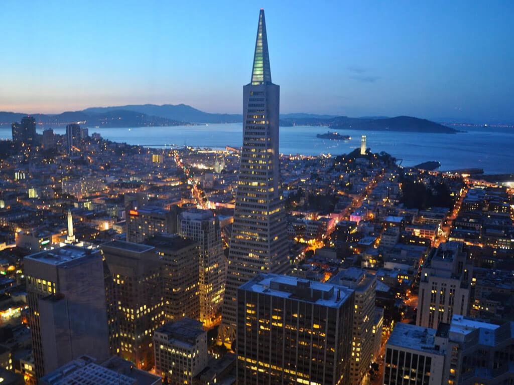 San Francisco Double Decker Night Tour