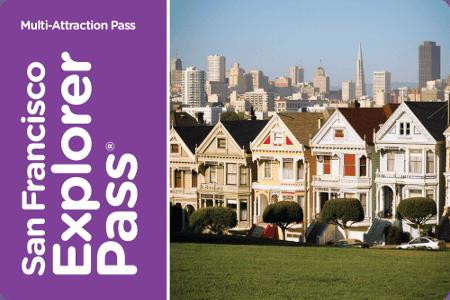 San Francisco Explorer Pass - 2 Attractions Combo