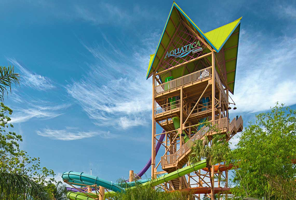 SeaWorld Orlando and Aquatica Orlando Silver Annual Pass