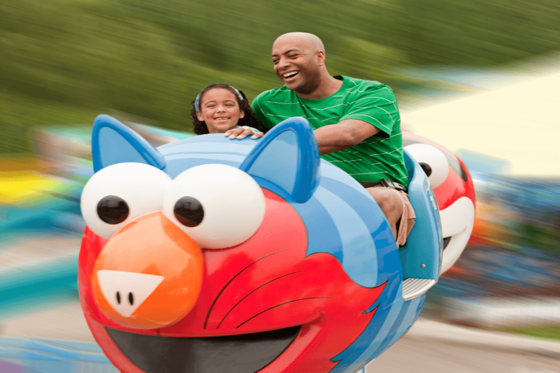 Sesame Place Single Day Spring Ticket | Undercover Tourist