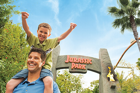 Universal: 2-Park 3-Day Park to Park Ticket