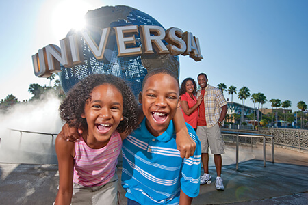 Universal 4-Day Park-to-Park Ticket - Plus Extra Day