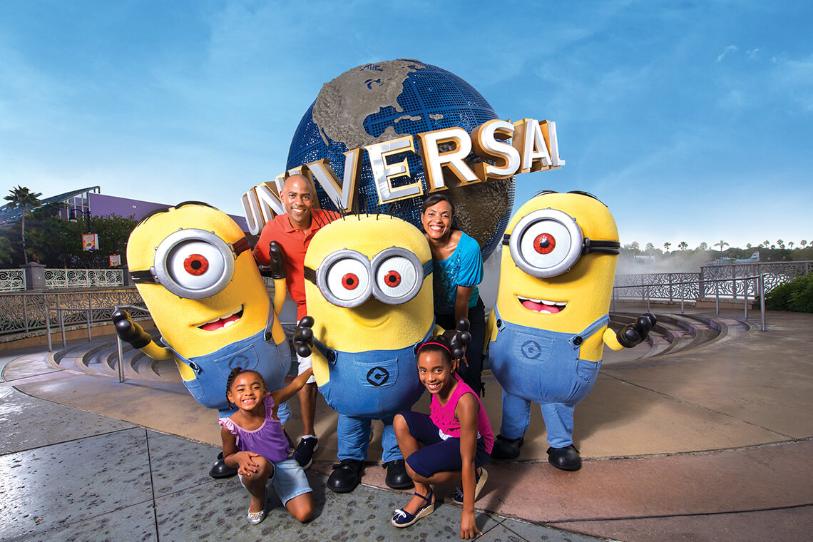 Universal 3-Day Park-to-Park Ticket with Volcano Bay Water Theme Park