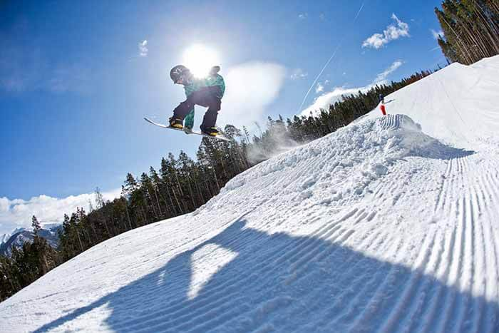 Junior Snowboard with Helmet and Boots